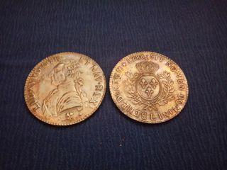 antiguos medallones