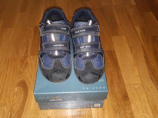 Mano Talla Zapatos Por Geox 24 40 De Niño Segunda YqHUvFx