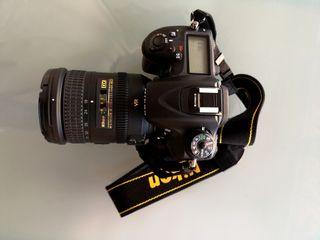 Nikon D-7100