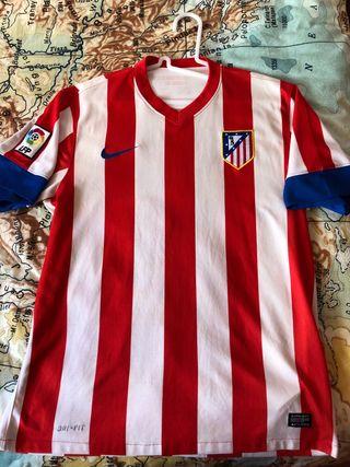 Camiseta Atl. Madrid Falcao
