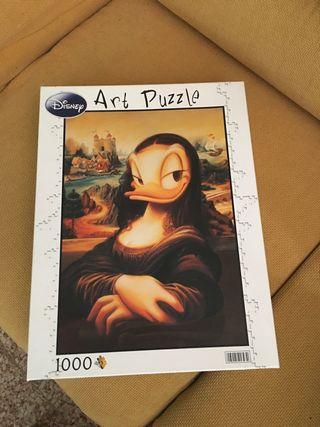 Puzzle Disney Daisy