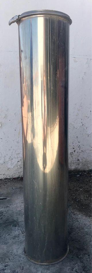 Lote tubos extraccion humo