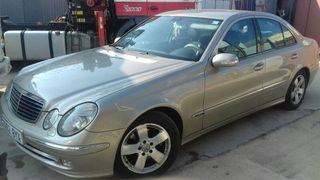 Mercedes-benz Clase E 2002 automatico diesel