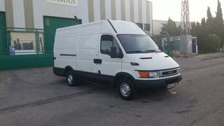 Iveco Daily 2002 2.8 TD