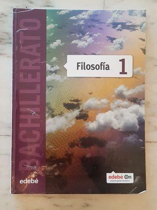 LIBRO FILÓSOFIA 1 BACHILLERATO