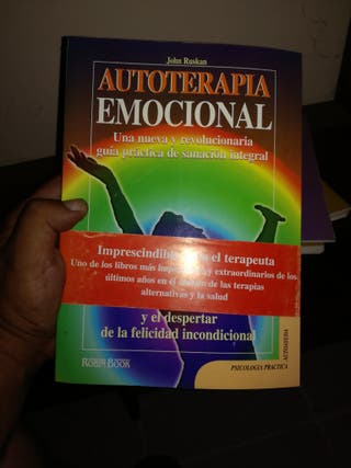 Libro Autoterapia Emocional