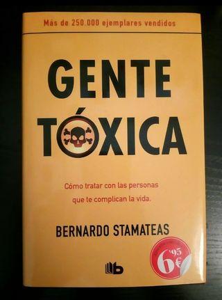 """Libro """"Gente Tóxica"""""""
