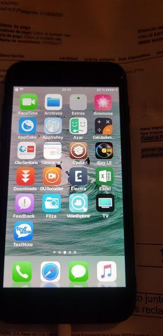 hola vendo iphone 7 plus de 128gb