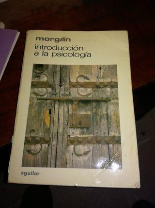 libro Introducción a la Psicologia