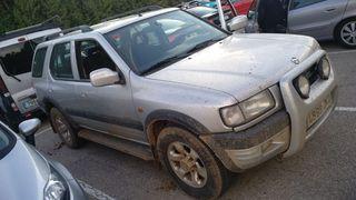 Opel Frontera 1999 muy bien cuidado 210000 km