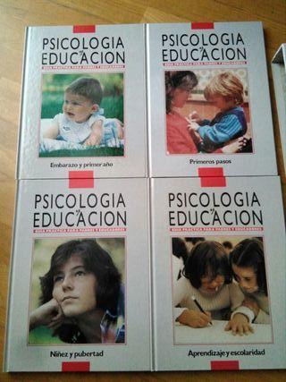 ENCICLOPEDIA PSICOLOGÍA Y EDUCACIÓN