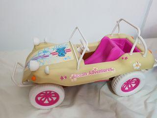 coche zafari Barbie