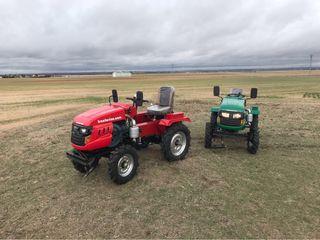 Tractores pequeños diesel