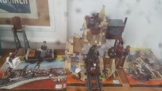 Lego the lone ranger original