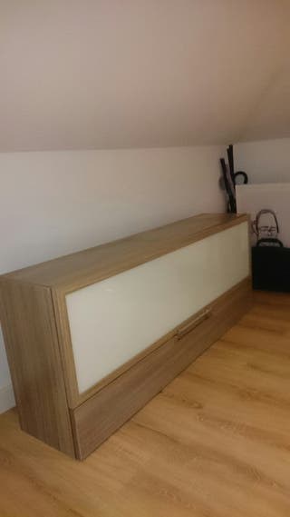 Mueble sal n de segunda mano por 120 en madrid en wallapop - Muebles de salon segunda mano madrid ...