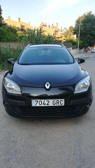 Renault Megane 1.9 dci 130 grandtour sport año2009