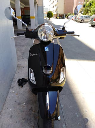 Moto Vespa lx 125