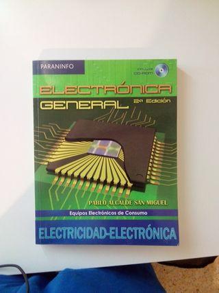 Libro electrónica general 2 ª Edición PARANINFO