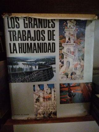 libro Grandes Trabajos de la Humanidad
