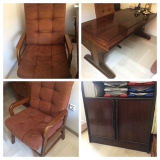 Muebles despacho completo