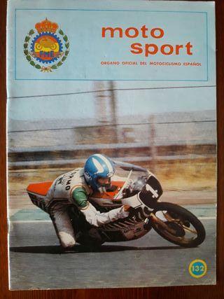 Revista Moto Sport N° 132