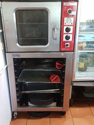 horno industrial trifasico