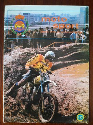 Revista Moto Sport N° 137