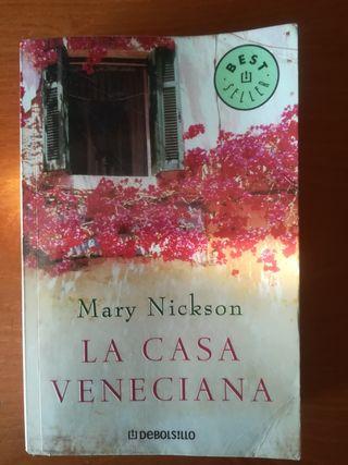 Libro La casa veneciana de Mary Nickson