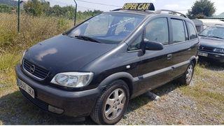 Opel Zafira 2.0dti 7 plazas garantía
