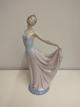 Porcelana Lladró figura bailarina