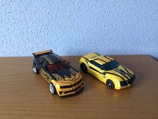 Jugetes transformers