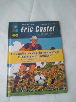 COMIC ERIC CASTEL NUMERO 4 DE CARA A GOL