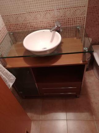 Muebles De Baño En Zaragoza | Mueble De Bano De Segunda Mano En Zaragoza En Wallapop