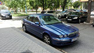 Jaguar xtype 2.5 196 c.v. Cambio por cx7 gasolina