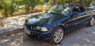 Bmw 318 ci cabrio