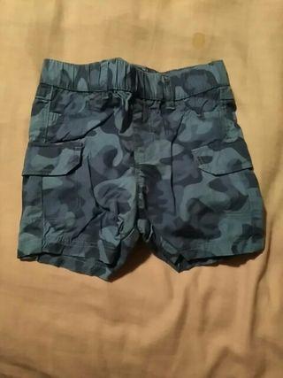 Pantalon corto 8 meses