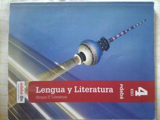 libro literatura 4eso