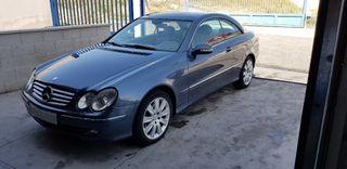 Mercedes-Benz CLK 2005 270 CDI