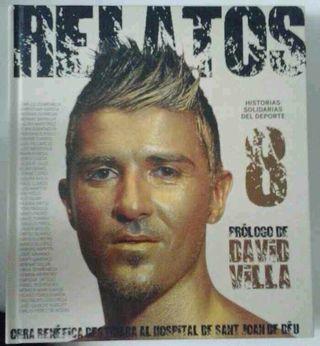 Libro Relatos solidarios Villa.