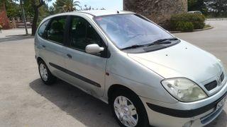 Renault Scenic 1.6 año 2002 garantía 1 año