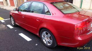 Audi A4 2006 3.0diesel 225caballos tracción quatro