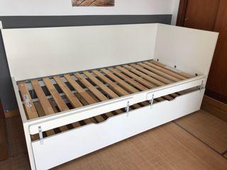 Cama nido de Ikea