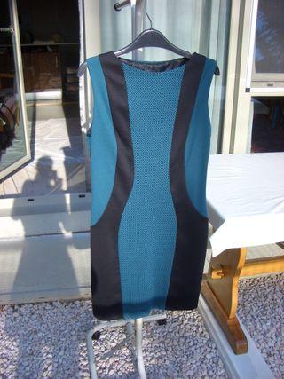 Vestido ajustado (talla 38/40)