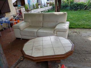 sofá + mesa