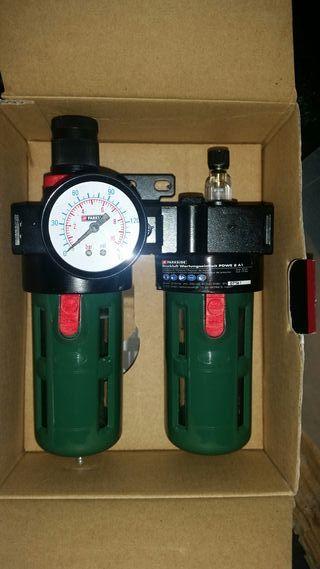 filtro lubricador