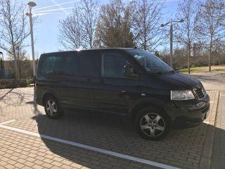 Volkswagen Multivan highline 2.5 tdi 174 automatic