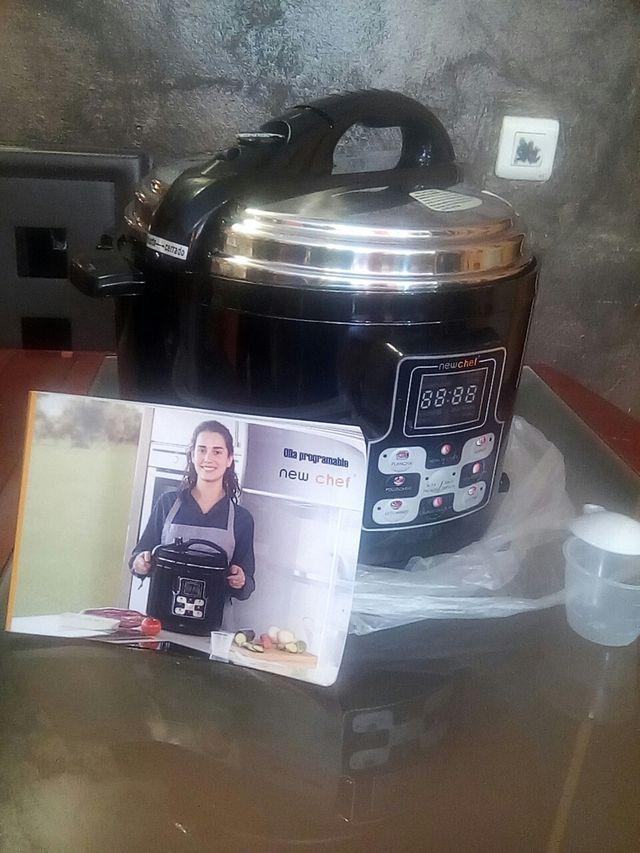 New Chef Robot De Cocina   Robot De Cocina New Chef De Segunda Mano Por 300 En Arganda Del