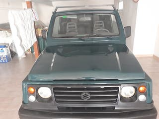 Suzuki Samurai 2001