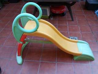 Tobogán Infantil (opción uso con agua)