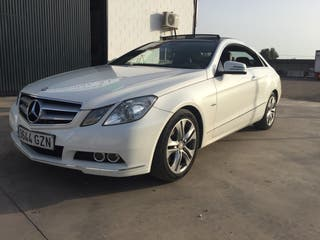 Mercedes-Benz Clase E 250 cdi coupe
